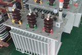 Transformador de potencia inmerso en aceite trifásico de la alta calidad S11