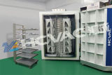 Piezas automotoras de la lámpara que farfullan la planta de la máquina de la vacuometalización del cromo PVD