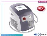 808nm portables ayunan máquina permanente de la belleza del laser de Diod del retiro del pelo