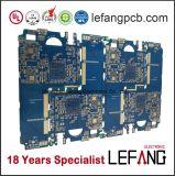 PCB монтажной платы для оборудования связи импеданса