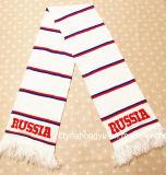 De gebreide Sjaal van de Ventilator van het Voetbal van de Polyester