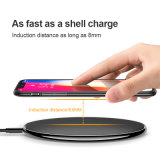 iPhone를 위한 새로 OEM 보편적인 이동 전화 빠른 Qi 장거리 무선 충전기 Samsung S6s7s8를 위한 iPhone x를 위한 8 8plus