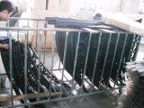 Polycarbonaat die het Afbaarden van Windoor van het Balkon van de Deur van het Bouwmateriaal van PC Afbaarden