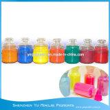 Pó de pigmento Thermochromic/Mudança de cor do pigmento pela temperatura