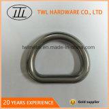 De D-vormige ring van de Regelaar van het roestvrij staal voor de Montage Twl s-010 van het Metaal van de Zak