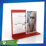 Countertop de AcrylTribune van de Vertoning van de Zonnebril, de AcrylHouder van de Vertoning Eyewear