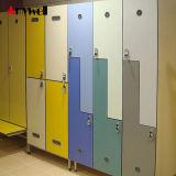 HPL de modification de la chambre Salle de gym RFID Locker