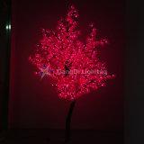 Künstlicher Baum-hellrosa Farbe wasserdicht