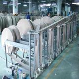 Máquina de cotovelo vertical de tubo de papel