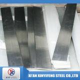 Barras de aço inoxidáveis laminadas a alta temperatura de AISI 304