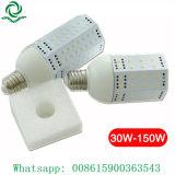 30W-150W a Lâmpada da Luz de milho LED