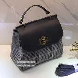 도매가 Sh264를 가진 신식 Handbag Famous Brand 숙녀 손 부대 자카드 직물 어깨에 매는 가방