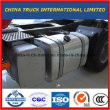 Carro del alimentador de HOWO 336HP 6X4/pista del alimentador/carro de acoplado/motor