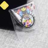 Commerce de gros prix d'usine Custom Tungsten Coin pour cadeau souvenir