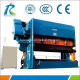 Combinan la flexión y el bloqueo de la máquina para la costura del depósito de Agua Solar Calentador pulsando
