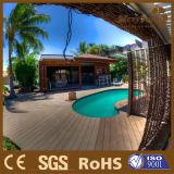 多重カラー防水合成木によって設計される屋外のフロアーリング