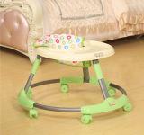 Venta al por mayor de la fábrica 360 grados que giran alrededor de caminante del bebé