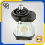 Pompe à engrenages hydraulique en aluminium de pompe à engrenages de bon sens
