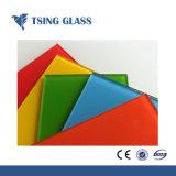 Vidro temperado colorido pintado para decoração/escura/ Aparelho doméstico