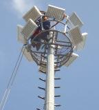 Licht van de mobiele LEIDENE van de Toren Mast van de Vloed het Lichte 500W Hoge