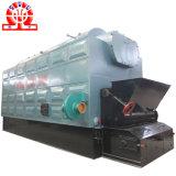 Le charbon a allumé la chaudière à vapeur industrielle exportée vers le Bangladesh