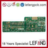 PWB da placa de circuito eletrônico da transmissão do sinal