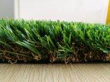Gramado sintético popular norte-americano para o jardim e a decoração