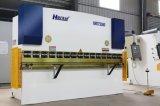 máquina de dobra hidráulica da placa de metal 125t com sistema de controlo do CNC de Delem Da52s