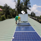 5000W Kit fora do sistema de energia solar de grade para uso doméstico