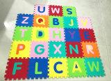 Jouet de vente chaud de couvre-tapis de mousse de puzzle d'ABC de 10mm