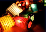 Mini-Linterna de alta calidad de la luz de la cadena de Energía Solar