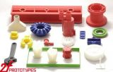 Nouveau design prix d'usine OEM de fournir un service rapide Impression 3D de prototypes de pièces d'usinage CNC