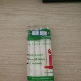 6PCS 26cm 68g Paraffinwachs-geriffelter Kerze-heißer Verkauf nach Venezuela