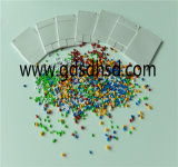 PE/PVC White Plastic Masterbatch for Agriculture Mulching Film Uses