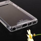 TPU+Plastic ontruim het Beschermende Mobiele Slanke Geval van de Telefoon voor Nota 8 van Samsung