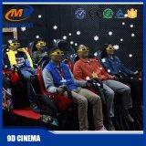 Стул движения для кино 5D 7D от сбывания изготовления Китая горячего