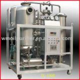 Apparatuur van de Zuiveringsinstallatie van de Olie van Kl de Vacuüm Vuurvaste