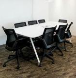 倍数はアルミ合金の足を搭載するオフィスの会合表のスタイルを作る