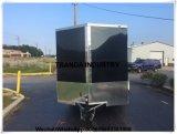 Vrachtwagen van de Catering van de Cake van het Ei van de Hamburgers van Crips van de Vissen van de Lading van de Grill van het schaap de Koreaanse Mobiele