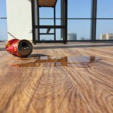 mattonelle di pavimentazione ignifughe di scatto del PVC di alta qualità di 5mm