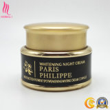 Tarro de crema de cerámica de vacío para cosméticos