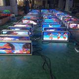 P5 impermeabilizzano il segno mobile superiore del tassì LED (SMD3 in 1 LED)