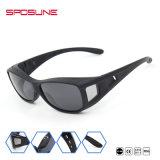 Colocar sobre las gafas de protección de la gama completa de Gafas médicas