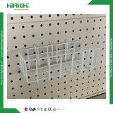 Pegboard Korb mit Belüftung-Blatt-Set von 4 Haken leicht, zum des Zubehör-Draht-Korbes zu ordnen