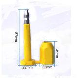 Behälter-LKW-Schraube dichtet der hohen Sicherheits-ISO17712 Kd-009