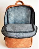 Провод фиолетового цвета кожи рюкзак с внутренней панели боковины