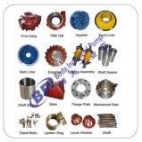 PU-materielle Schlamm-Pumpen-Teile