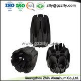 Profilo di alluminio anodizzato fornitore della Cina per illuminazione commerciale