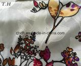 2016 цветов и полосой бархатной ткани в 300GSM (FEP011)