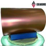 A cor revestiu a bobina de alumínio para o material composto de alumínio